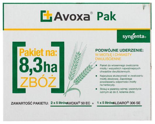 AVOXA 50 EC 10L + ALDARO 306 SE 5L 8.3ha