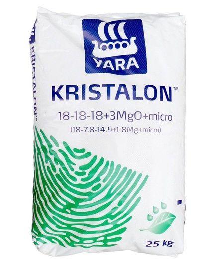 Kristalon zielony NPK 18-18-18
