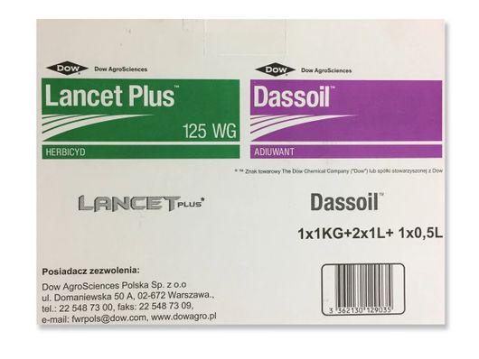 Lancet Plus 125 WG 0.2kg + Dassoil 0.5L
