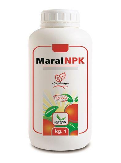 Nawóz Maral NPK 6-5-5+1 Zn