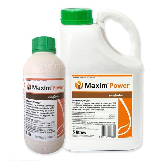 MAXIM POWER