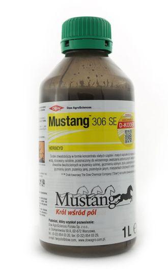 Mustang Forte 195 SE