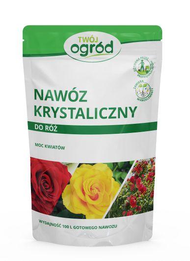 Nawóz krystaliczny do róż (doypack) 100g