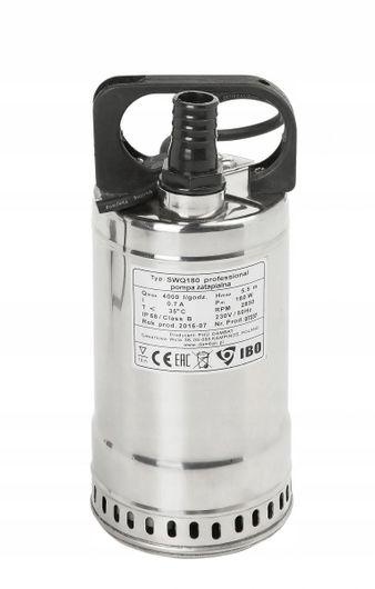 Pompa zatapialna IBO SWQ 750W 220/18
