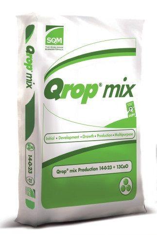Qrop mix Saletra potasowo wapniowa Gran. 25kg