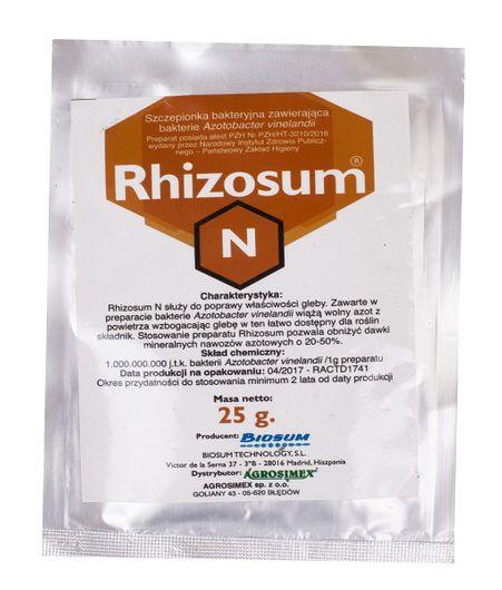 Rhizosum N 25g
