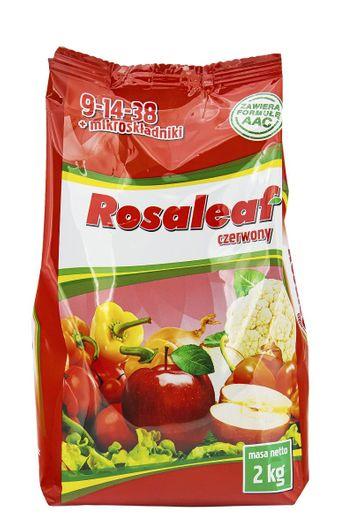 Nawóz NPK 9-14-38-2-10 Rosaleaf czerwony