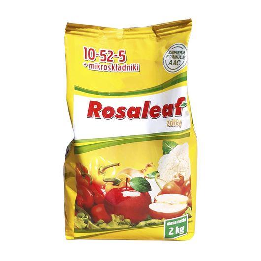 Nawóz NPK 10-52-5-2-6.6 Rosaleaf żółty