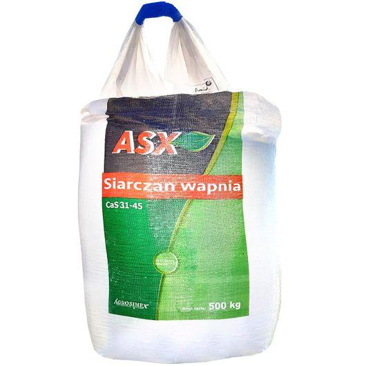 Siarczan wapnia BIG-BAG 500kg ASX