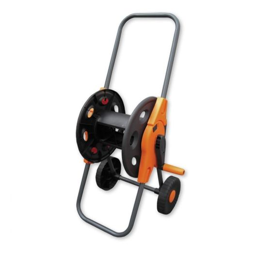"""Wózek na wąż ogrodowy 1/2"""" max 60m koła"""