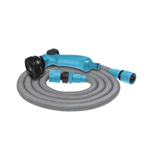 Zestaw zraszający węż rozciągliwy BASIC 5-15m CELLFAST 19-046